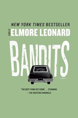 Book Bandits: A Novel by Elmore Leonard