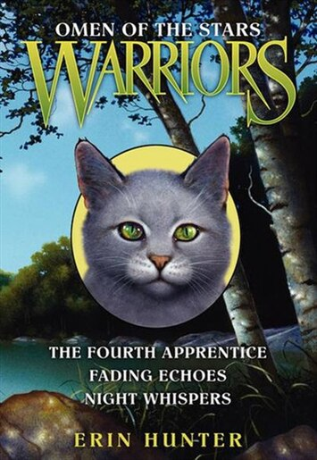 Warriors: Omen Of The Stars Box Set: Volumes 1 To 3: Volumes 1 To 3 by Erin Hunter
