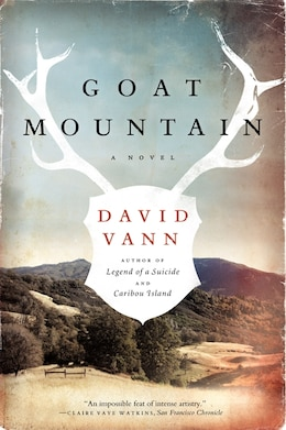 Book Goat Mountain: A Novel by David Vann
