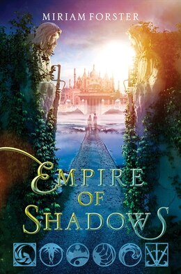 Book Empire Of Shadows by Miriam Forster