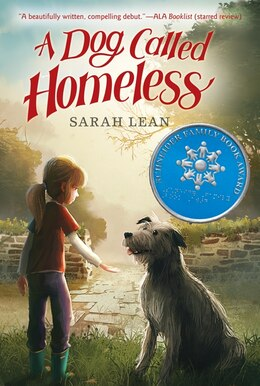 Book A Dog Called Homeless by Sarah Lean