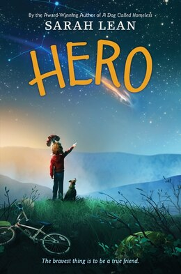 Book Hero by Sarah Lean
