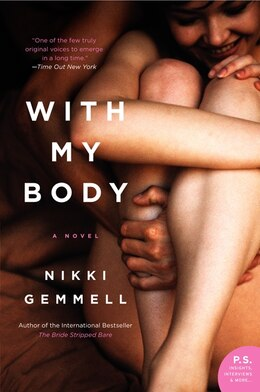 Book With My Body: A Novel by Nikki Gemmell