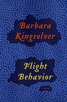 Book FLIGHT BEHAVIOR by Barbara Kingsolver