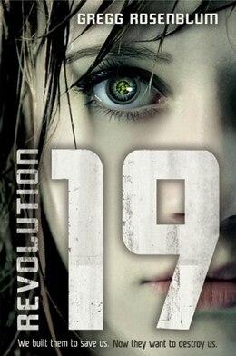Book Revolution 19 by Gregg Rosenblum