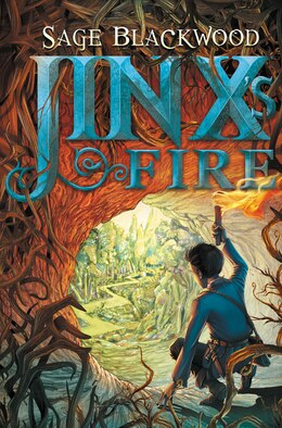 Book Jinx's Fire by Sage Blackwood