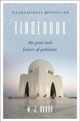 Book Tinderbox: The Past And Future Of Pakistan by M.j. Akbar