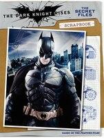 The Dark Knight Rises: The Secret Files Scrapbook: The Movie Scrapbook