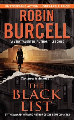 Book The Black List by Robin Burcell