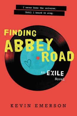 Book Finding Abbey Road by Kevin Emerson