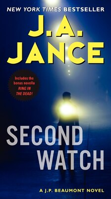 Book Second Watch: A J. P. Beaumont Novel by J. A. Jance