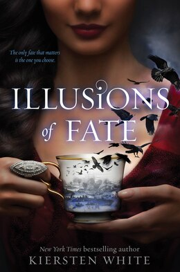 Book Illusions Of Fate by Kiersten White