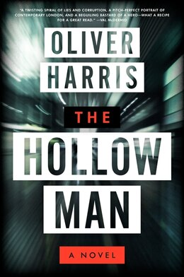 Book The Hollow Man: A Novel by Oliver Harris