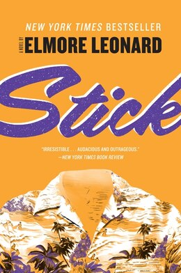 Book Stick: A Novel by Elmore Leonard