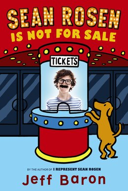 Book Sean Rosen Is Not For Sale by Jeff Baron