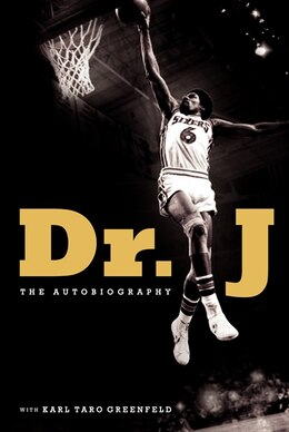 Book Dr. J: The Autobiography by Julius Erving