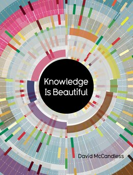Book Knowledge Is Beautiful: Impossible Ideas, Invisible Patterns, Hidden Connections--visualized by David Mccandless
