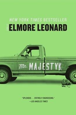 Book Mr. Majestyk: A Novel by Elmore Leonard