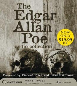 Book Edgar Allan Poe Audio Collection Low Price Cd by Edgar Allan Poe
