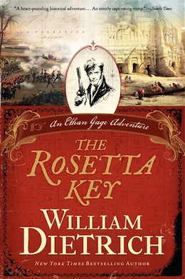 Book The Rosetta Key: An Ethan Gage Adventure by William Dietrich