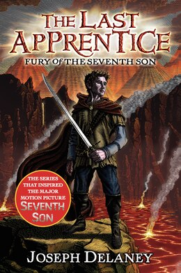Book The Last Apprentice: Fury Of The Seventh Son (book 13): Fury Of The Seventh Son (Book 13) by Joseph Delaney
