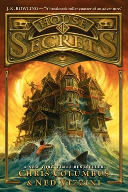 Book House Of Secrets by Chris Columbus