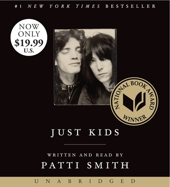 Just Kids Low Price Cd by Patti Smith