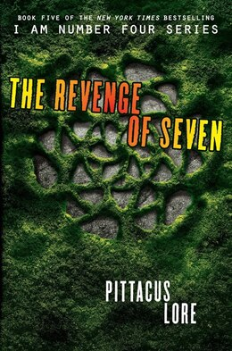 Book The Revenge Of Seven by Pittacus Lore