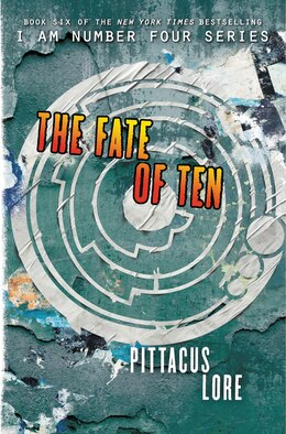 Book The Fate of Ten by Pittacus Lore
