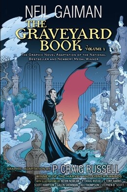 Book The Graveyard Book Graphic Novel: Volume 1: Volume 1 by Neil Gaiman