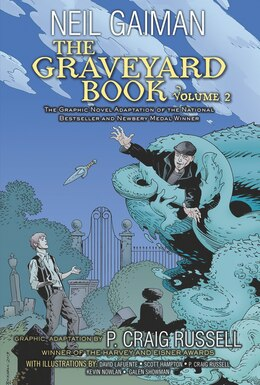 Book The Graveyard Book Graphic Novel: Volume 2: Volume 2 by Neil Gaiman