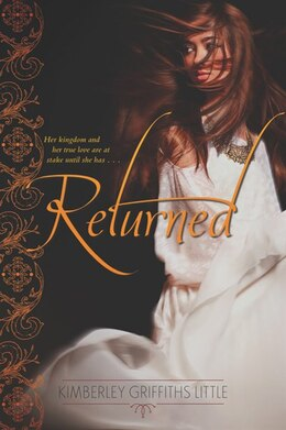 Book Returned by Kimberley Griffiths Little