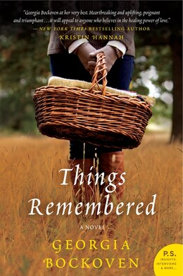 Book Things Remembered: A Novel by Georgia Bockoven
