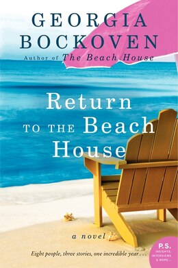 Book Return to the Beach House: A Beach House Novel by Georgia Bockoven