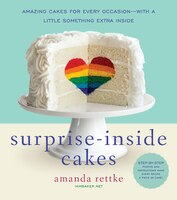 Book Surprise-Inside Cakes: Amazing Cakes For Every Occasion--With A Little Something Extra Inside by Amanda Rettke