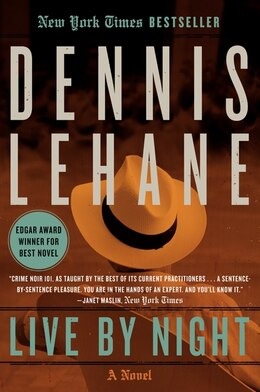 Book Live By Night: A Novel by Dennis Lehane