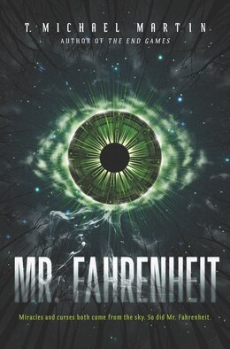 Book Mr. Fahrenheit by T. Michael Martin