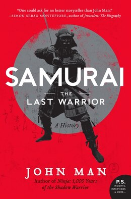 Book Samurai: A History by John Man