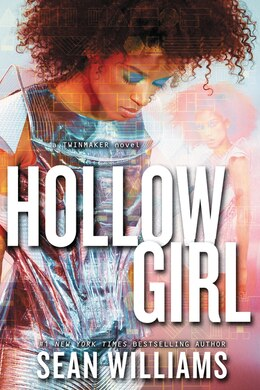 Book Hollowgirl by Sean Williams