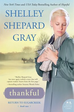 Book Thankful: Return To Sugarcreek, Book Two by Shelley Shepard Gray