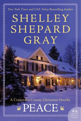 Book Peace: A Crittenden County Christmas Novel by Shelley Shepard Gray