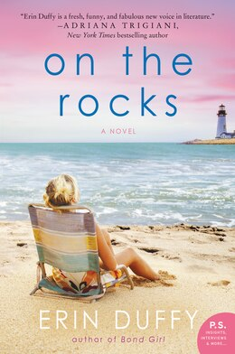 Book On The Rocks: A Novel by Erin Duffy