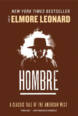 Book Hombre: A Novel by Elmore Leonard