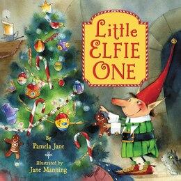 Book Little Elfie One by Pamela Jane