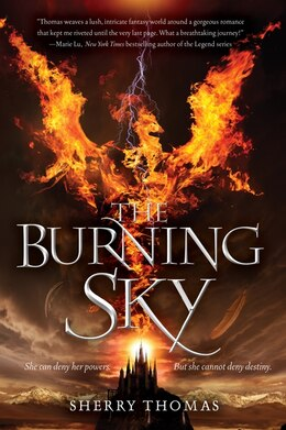 Book The Burning Sky by Sherry Thomas