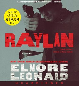 Book Raylan Low Price Cd: A Novel by Elmore Leonard