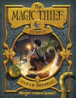 The Magic Thief: Home: Home