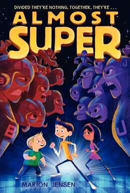 Book Almost Super by Marion Jensen