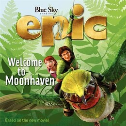 Book Epic: Welcome To Moonhaven: Welcome To Moonhaven by Annie Auerbach