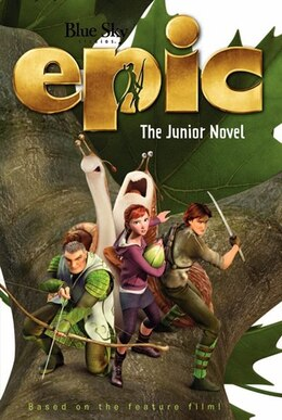 Book Epic: The Junior Novel: The Junior Novel by Annie Auerbach